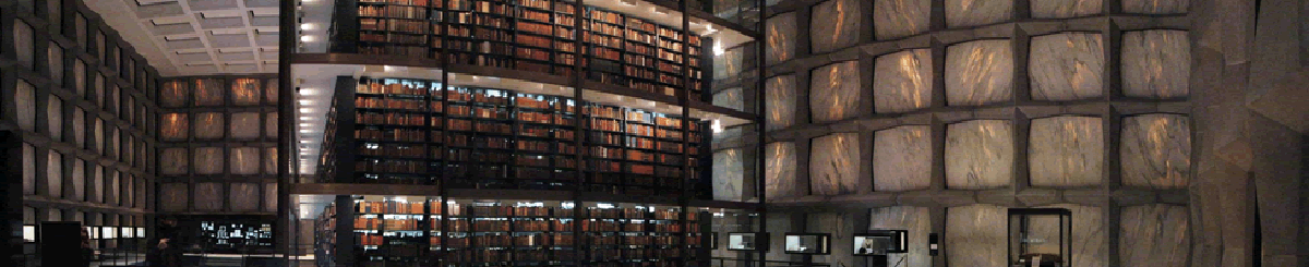 Beinecke Rare Book and Manuscript Library at Yale