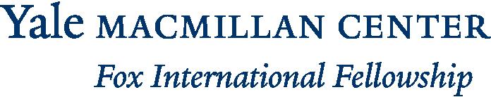 Yale Fox International Fellowships